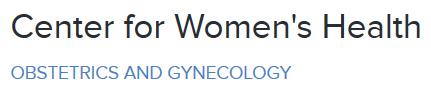 Center for Women's Health